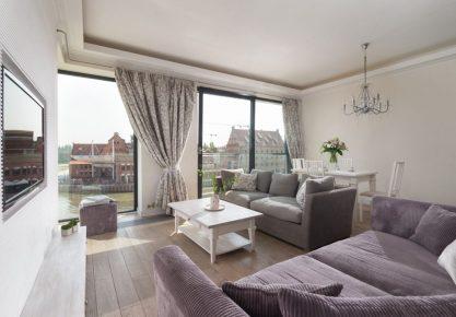 Luksusowy apartament Gdańsk Stare Miasto