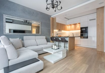 A comfortable apartment close to the Olivia Business Center