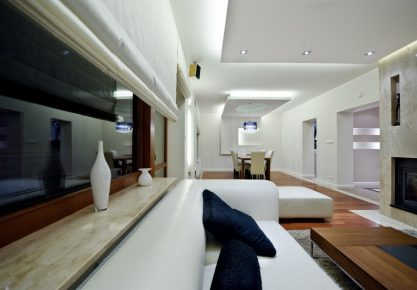 Luksusowy apartament z widokiem na morze