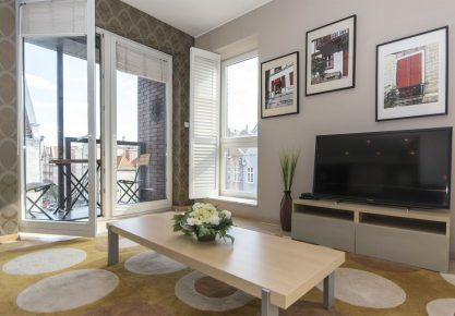 A beautiful apartment located in the heart of Gdansk's Old Tow